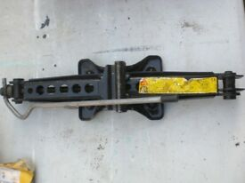 Car jacks, two available