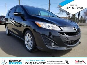 2017  Mazda5 Accident Free GT