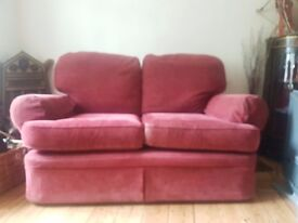 Two M & S Sofas in Good Condition