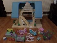 Little Tikes Dolls House and Accessories