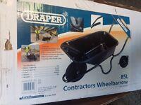Draper Wheelbarrow for Sale (Never used, still in box)