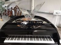 PEARL RIVER GP198 BUTTERFLY GRAND PIANO