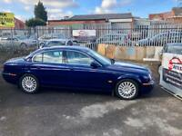 Jaguar S Type SE Auto 2.7 Diesel + MOTd September 88k miles + 12 Stamps and Cam Belt Change