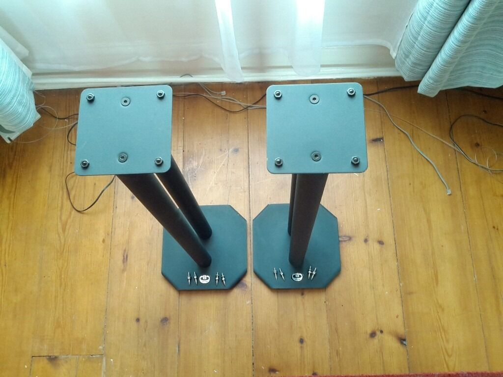 2 Btech speaker stands, 80cm height, good used condition