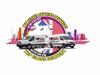 Top Class Delivery offering cheapest, 24/7 man and van, removals and other transport services