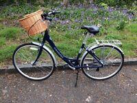 "Ladies Revolution Heritage '15 18"" bicycle. Mint condition!"