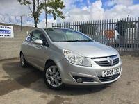 Vauxhall Corsa 1.4 i 16v Design 3dr (a/c)3 Month Warranty / HPI CLEAR
