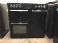 Belling electric range cooker KENSINGTON 90E double oven 3 months warranty free local delivery!!!!!