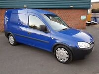 Vauxhall Combo 1.3 CDTi 16v 2000 Panel Van 3d, MOT, Rear Parking Sensors
