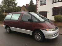 Toyota Eatima, 8 Seater Diesel Automatic. New MOT. Part Ex Welcome.