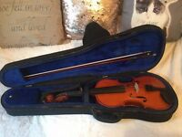 ANDREAS ZELLER ROMANIA STUDENT VIOLIN WITH CASE