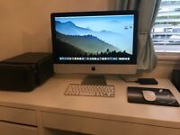 Apple iMac 21.5inch 8GB Wireless Keyboard & Mouse 2014