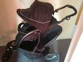 Graco Trekko Duo Three Wheelier Stroller