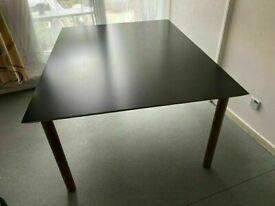 LARGE Vintage 1966 ABET LAMINATI Dining Table Or Desk Worktop Office Boardroom Table