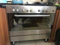 Elba double oven
