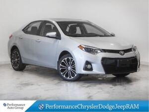 2016 Toyota Corolla S * Auto * Sunroof * Heated Seats
