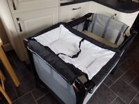 Travel Cot Urban Detour Nearly New