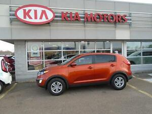 2013 Kia Sportage LX WARRANTY REMAINING!!!