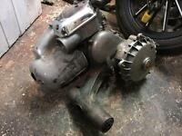 Piaggio Vespa rally 180 engine. £400 Ono