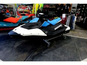 2018 Sea-Doo/BRP Spark 2up Rotax 900 HO ACE iBR & Conv. Pkg Plus