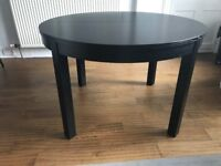 A fantastic BJURSTA table from IKEA in perfect condition is searching for a new owner!