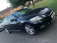 2008 LEXUS GS450H hybrid, 2 owners, full service history