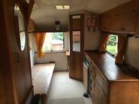 Vintage Welton Express 1973 hand built caravan