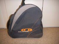 Snowboard/ski boot bag Salomon in Grey