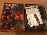 Job Lot Warhammer 40k Assorted Pieces Chaos Space Marines / Tyranids / Dark Elf