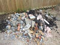 Rubble/hard core, free to collect