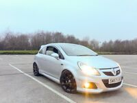 ONE OFF 2008 57 PLATE, VAUXHALL CORSA VXR 250 BHP POPS & BANGS LOW MILEAGE