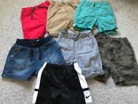 7 pairs of boys age 2-3 shorts