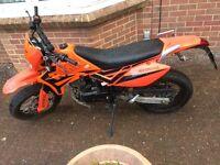 Superbyke RMR 125 cc