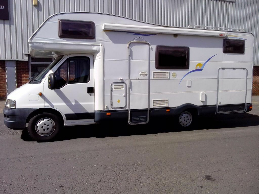 2003 ci riviera 181 g fiat ducato 2 8 jtd garage 6 berth. Black Bedroom Furniture Sets. Home Design Ideas