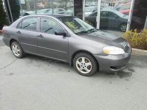 2005 Toyota Corolla 5-SPEED SEDAN