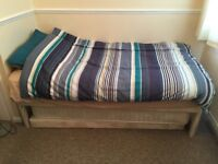 Pull Out Double Bed £30