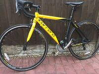 Carrera TDF race bike great condition