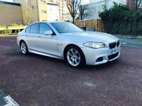 BMW F10 5 Series 520d 2.0diesel automatic 8 speed factory m-sport full history 6 months warranty