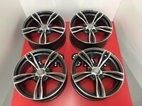 "18"" 19"" ALLOYS WHEELS FIT BMW 5 SERIES M5 E60 E61 M SPORT PERFORMANCE"