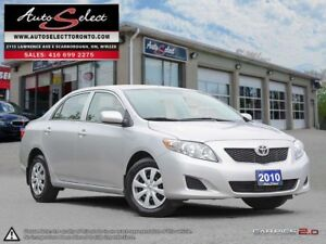 2010 Toyota Corolla ONLY 171K! **CLEAN CARPROOF** ALL POWER O...