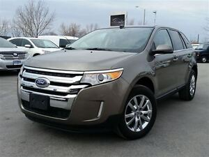 2013 Ford Edge LIMITED-AWD-NAVIGATION-PANORAMIC ROOF