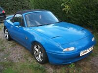 Mada MX5convertable