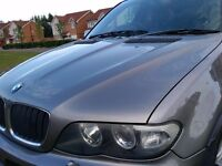 "BMW X5 3.0d SPORT EXCELLENT CONDITION FSH SATNAV/TV 20"" LE MANS WHEELS (MAY PX P/X PART EXCHANGE)"