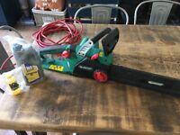 Qualcast elecrtic chainsaw