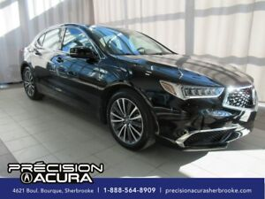 2018 Acura TLX Tech, garntie, inspecté, bas mill., full Eq.
