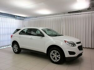2017 Chevrolet Equinox LS AWD SUV w/ BACKUP CAM, TOUCH SCREEN MO