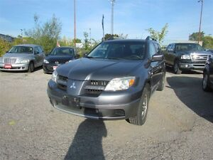 2006 Mitsubishi Outlander LS | FRESH TRADE | GREAT SHAPE London Ontario image 3