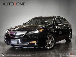 2014 Acura TL ELITE | TECH | AWD |  BLIND SPOT MIRROR