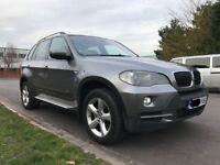 BMW X5 - SE 4x4 Auto - FSH - Low Miles - AC - 7 Seater - Cruise Control - Yr MOT - Recently Srvcd