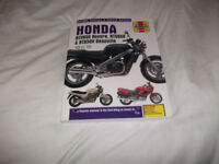 VOICES 4 VETERANS ( Honda deauville 650 Haynes Manual )